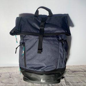 Nike Sport Golf Backpack Obsidian Navy Blue Black